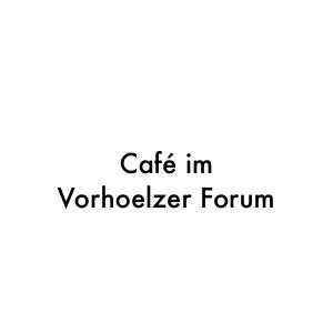 Cafe Vorhoelzer Logo